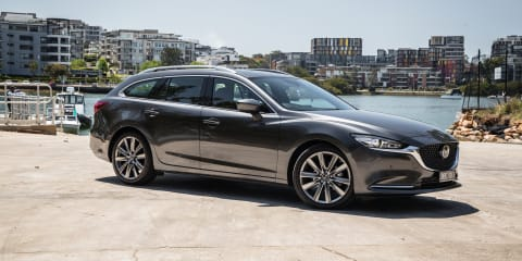 2020 Mazda 6 Atenza wagon review