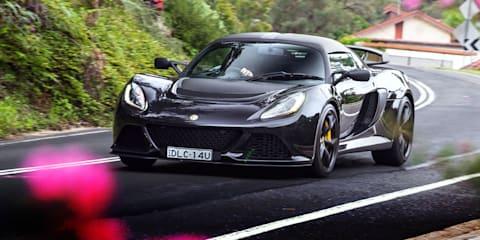 2017 Lotus Exige Sport 350 review