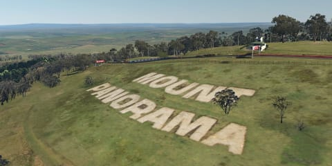 Bathurst local road renamed after Gran Turismo video game