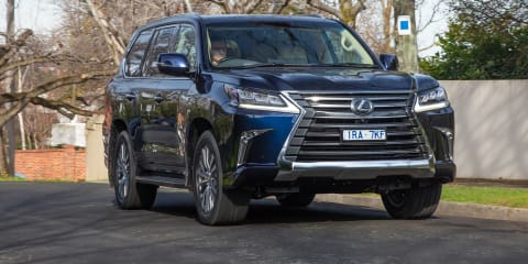 2020 Lexus LX450d review