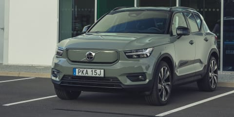 Volvo Australia to electrify range: Hybrid and electric only from 2021, diesels axed