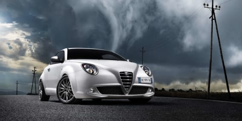 Alfa Romeo MiTo Quadrifoglio Verde released for Frankfurt