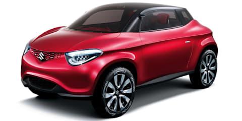 Suzuki reveals four Tokyo-bound concepts