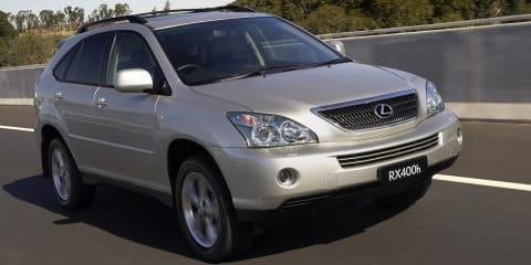 Lexus Australia recalls 2500 cars: RX400h, IS350 affected