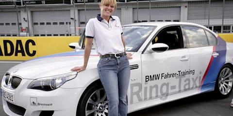 Petition to name Nurburgring corner after Sabine Schmitz gains traction
