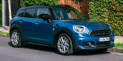 2020 Mini Countryman Stafford Edition price and specs