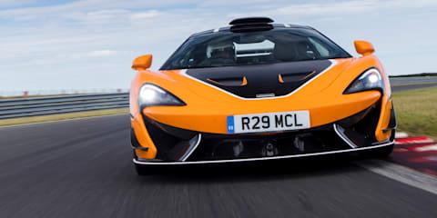 2020 McLaren 620R review