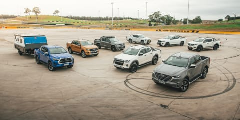 VFACTS: Utes and vans outsell passenger cars in February 2021
