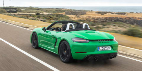 2020 Porsche 718 Boxster GTS 4.0 review