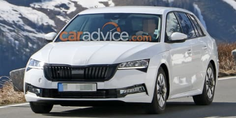 2020 Skoda Octavia spied ahead of Frankfurt debut