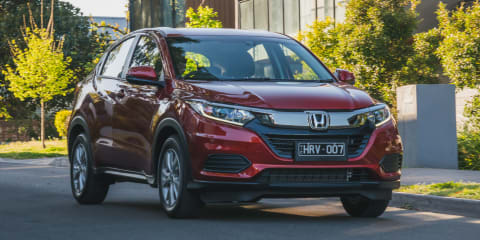 2018 Honda HR-V VTi review
