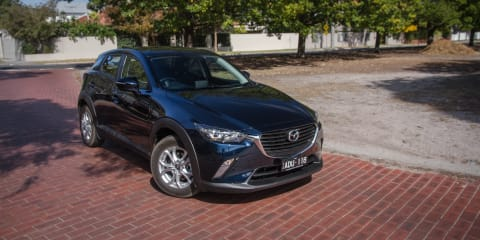2015 Mazda CX-3 Maxx Speed Date