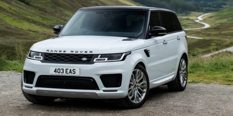 2021 Range Rover models gain new hybrid option, diesel V8 axed