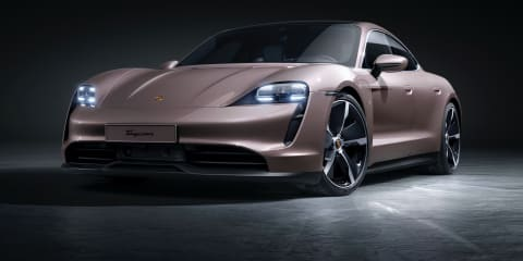 2021 Porsche Taycan: Entry-level RWD variant unveiled for Europe, Australian launch expected