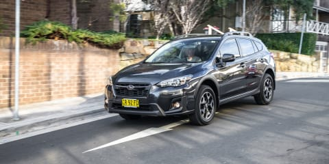 2019 Subaru XV recalled over seatbelt fault