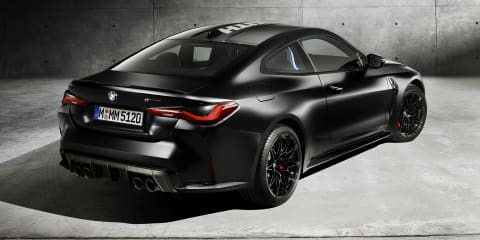 2021 BMW M4 Competition x Kith: Special edition with lifestyle brand