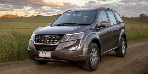 2019 Mahindra XUV500 revealed