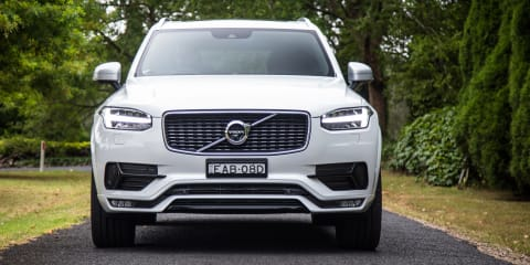2016 Volvo XC90 recalled