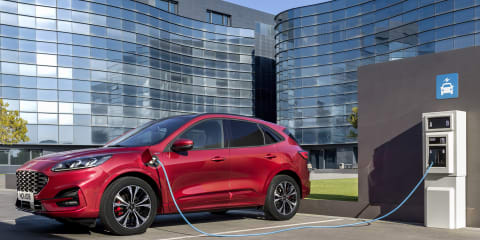 Ford Escape plug-in hybrid delayed to 2022, but more electric models are in the works for Australia