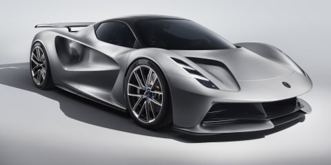 Lotus Evija: $3 million hypercar unveiled, three on the cards for Australia