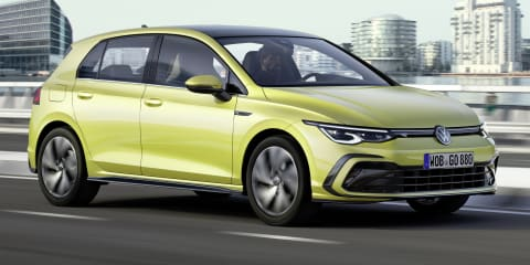 2021 Volkswagen Golf 8 priced from more than $30,000 drive-away, here by mid next year