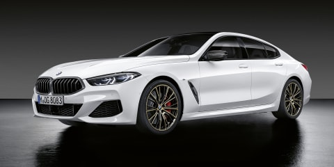 BMW 3 Series Touring, 8 Series Gran Coupe get M Performance Parts