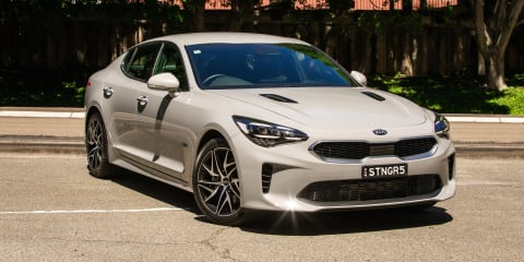 2021 Kia Stinger 200S review