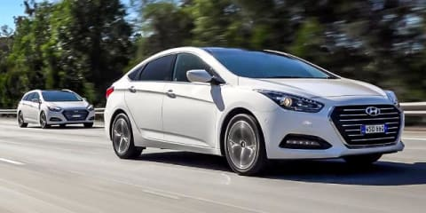 2015 Hyundai i40 Series II Review