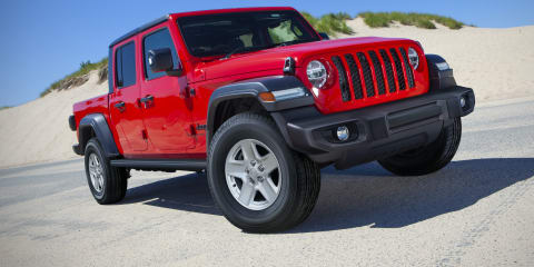 2021 Jeep Gladiator Sport S price and specs: New entry-level model wears $10,000 lower price tag