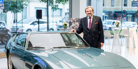 Maserati: Meet Dr Adolfo Orsi Jnr, automotive royalty