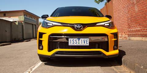 2021 Toyota C-HR GR Sport review