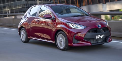 2021 Toyota Yaris prices rise by more than $9000, leaves sub-$20,000 segment behind
