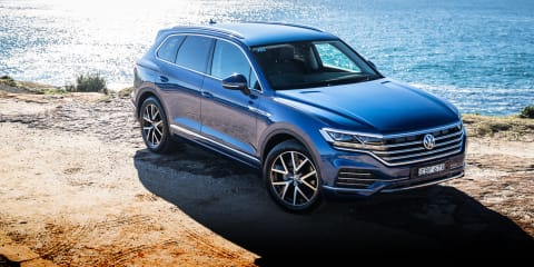 2019 Volkswagen Touareg Launch Edition review