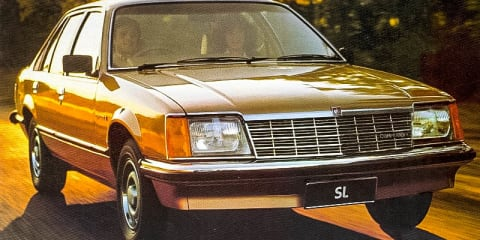 Vale: Holden Commodore, 1978-2020