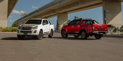 Isuzu D-Max X-Runner: more luxury for runout special edition