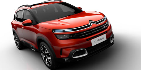 Citroen C5 Aircross confirmed for Australia