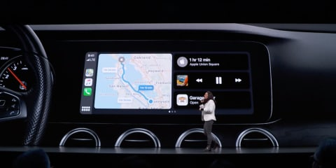 Apple CarPlay facelift unveiled