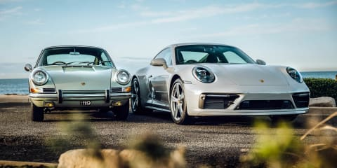 Porsche 911 '1965 Reimagined' pays homage to first Australian-delivered model