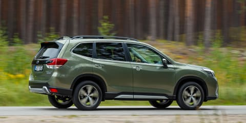 2020 Subaru Forester hybrid, XV hybrid pricing and specs