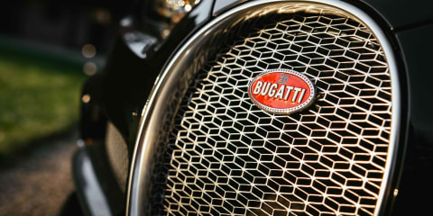Iconic fuel-guzzler Bugatti gives the strongest indication yet it's going electric