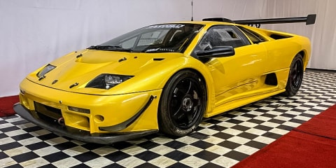 Ultra-rare Lamborghini Diablo expected to sell for $1 million
