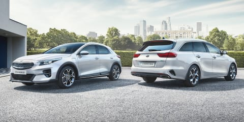 2020 Kia Ceed, XCeed Plug-in Hybrids revealed