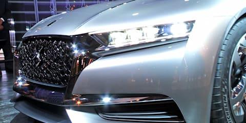 2014 Citroen DS Divine Concept - first look