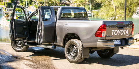 2020 Toyota HiLux SR 4x2 Hi-Rider review