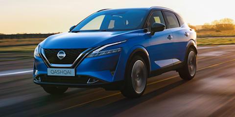 2022 Nissan Qashqai unveiled, Australian launch confirmed