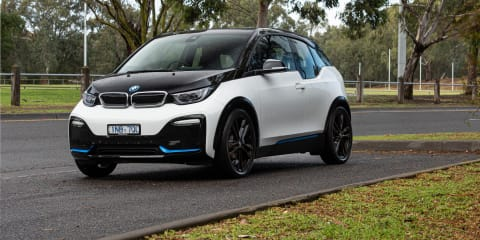 BMW i3 won't be replaced - report