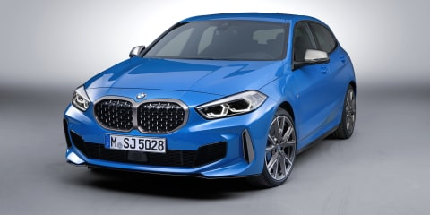 2020 BMW 1 Series pricing and specs