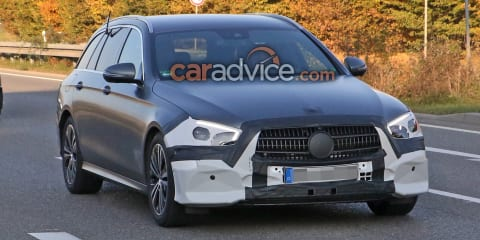 2020 Mercedes-Benz E-Class Estate spied