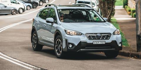 2021 Subaru XV 2.0i Premium review