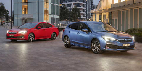 2020 Subaru Impreza pricing and specs